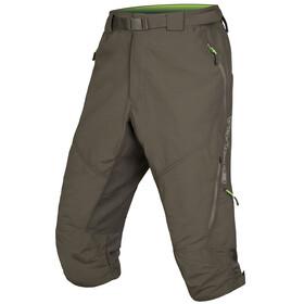 Endura Hummvee II 3/4 Shorts Men, khaki